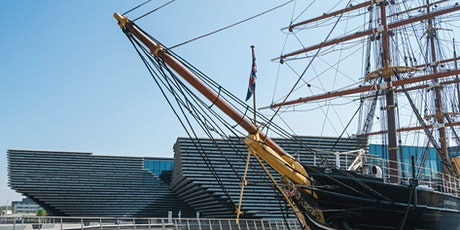 Discover Dundee's history on a tour of the Waterfront & Museums district. tickets