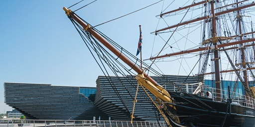 Discover Dundee's history on a tour of the Waterfront & Museums district.