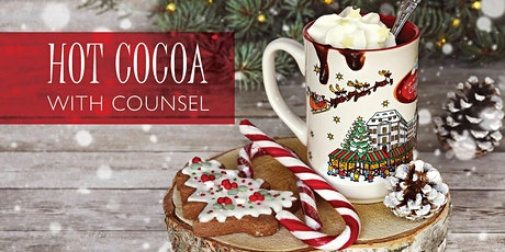 Hot Cocoa with Counsel tickets