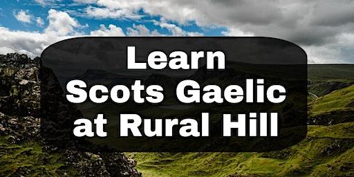Learn Scots Gaelic!