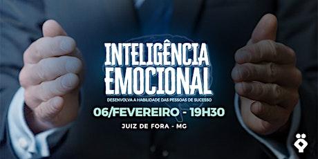 [JUIZ DE FORA] Palestra Gratuita - INTELIGÊNCIA EMOCIONAL ingressos