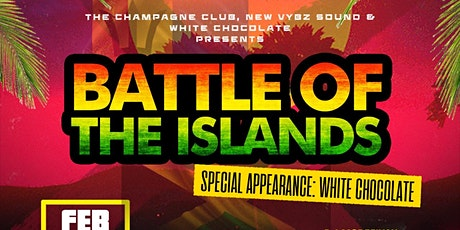 Battle of the Islands tickets