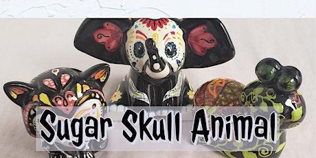 Sugar Skull Animal Class (Grande Prairie) tickets
