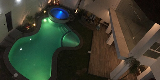 Pool Party & Wings