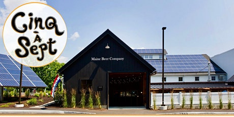Cinq à Sept at Maine Beer Company tickets