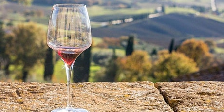 Cancelled: New Date! Italian Tour Wine Dinner #2  tickets