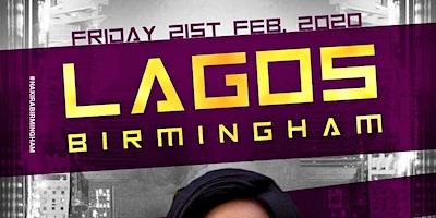 LAGOS PARTY BIRMINGHAM