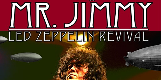 Mr. Jimmy Led Zeppelin Revival At The Stage WNY