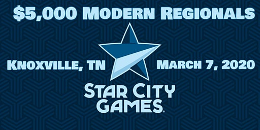 Star City Games Regional Championships – Knoxville, TN – CardMonsterGames