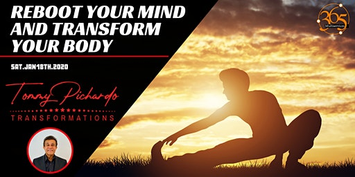 REBOOT YOUR MIND  AND TRANSFORM YOUR BODY