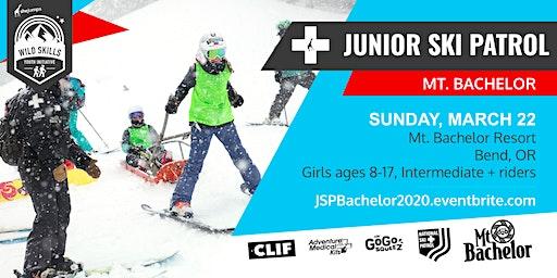 WILD SKILLS Junior Ski Patrol: Mt. Bachelor
