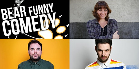 Bear Funny Comedy with Laura Davis and Joe Jacobs tickets
