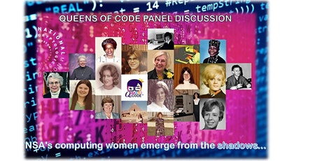 Queens of Code: Decoding the Past tickets