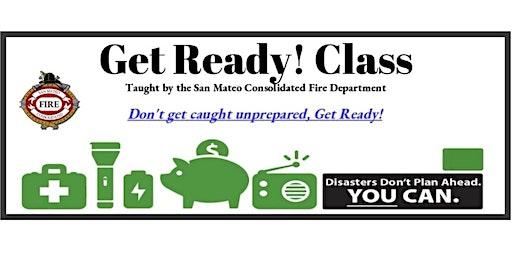 Get Ready! (Free Class)