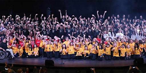 HWCDSB Proudly Presents: JR Vocal Fest - Wednesday April 1st, 2020