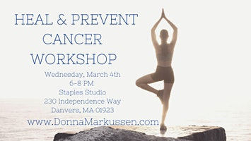 Heal & Prevent Cancer Workshop