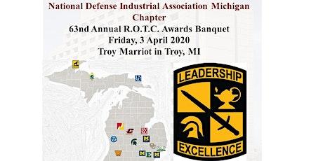 NDIA Michigan ROTC Awards Banquet tickets
