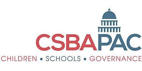 CSBA Sacramento PAC Fundraising Reception tickets
