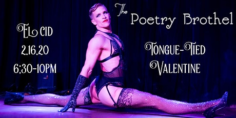 The Poetry Brothel's Tongue-Tied Valentine  tickets