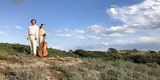 Una Mattina; Einaudi Ligconcert® met Cello en Piano (90 min), 21-6-2020