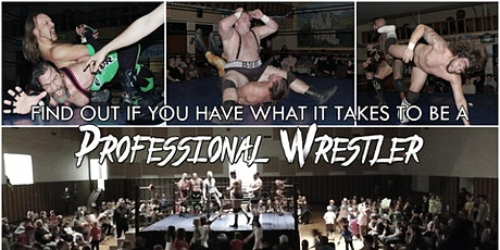 Pure Power Wrestling Tryout tickets