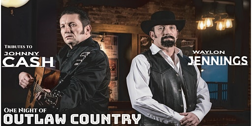 """OUTLAW COUNTRY"" Tribute to Johnny Cash & Waylon Jennings"