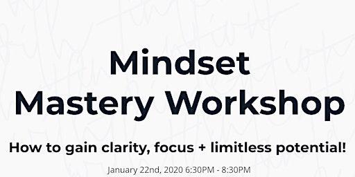 Mindset Mastery Workshop