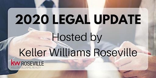 2020 Legal Update