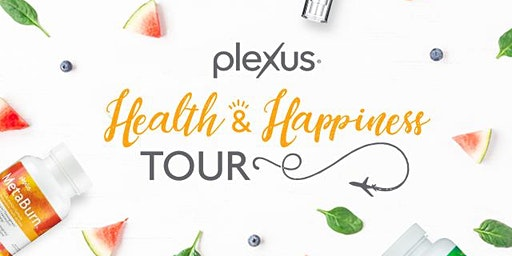 Health and Happiness Tour - Barrie, ON