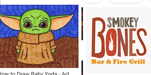 Another Baby Yoda All Ages Paint Event/Taunton