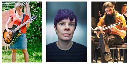 Rae Spoon, Kim Barlow, Mohammad Sahraei Trio at KIAC – Dënäkär Zho