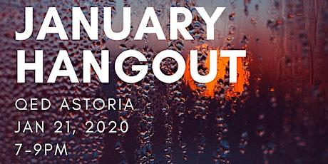 Astoria Creatives January Hangout tickets