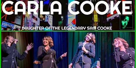 An Evening of Sam Cooke by Daughter Carla Cooke tickets