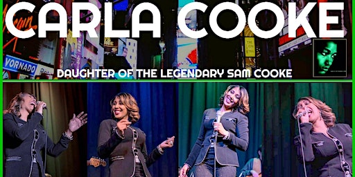 An Evening of Sam Cooke by Daughter Carla Cooke