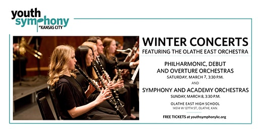 Youth Symphony of Kansas City Winter Concerts