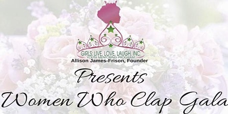"Annual Women Who Clap Award Gala ""Higher HEELS to Climb"" tickets"