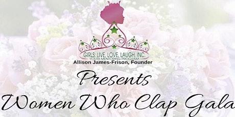 "Annual Women Who Clap Award Gala ""Higher HEELS to Climb"" tickets"