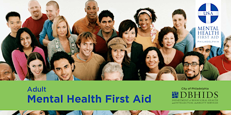 Adult Mental Health First Aid @ Merakey (November 18th & 19th) tickets