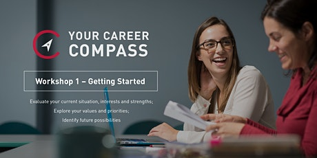 Your Career Compass: Session 1 – Getting Started tickets