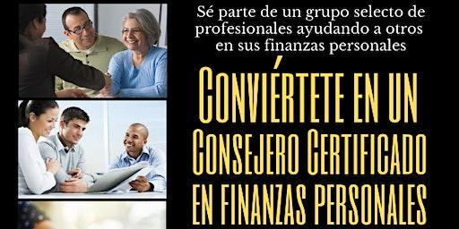 REUNION Y MATRICULA FINAL CERTIFICACION COACH EN FINANZAS PERSONALES