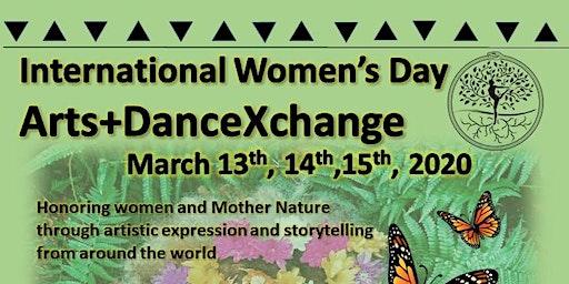 International Women's Day Arts+DanceXchange