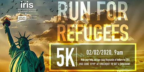 IRIS Run for Refugees with CTYP tickets