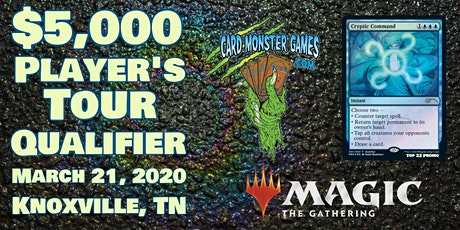 $5,000 Pioneer Player's Tour Qualifier in Knoxville, TN tickets
