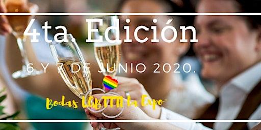 Bodas LGBTTTI La Expo 4ta. Edición