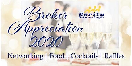 GarityAdvantage Virginia Broker Appreciation & Networking Event tickets