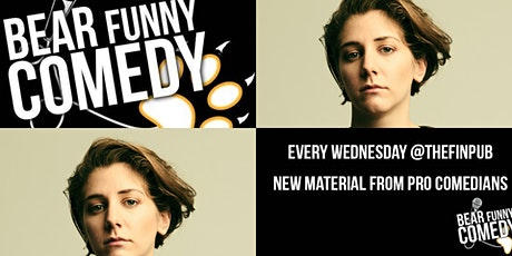 Bear Funny Comedy with Sarah Keyworth  tickets