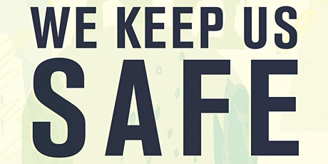 We Keep Us Safe: DC Book Launch tickets