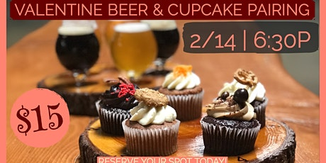 Cupcake and Beer Tasting tickets
