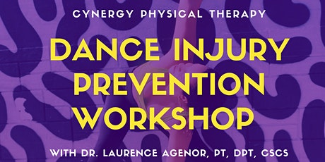 Dance Injury Prevention Workshop tickets