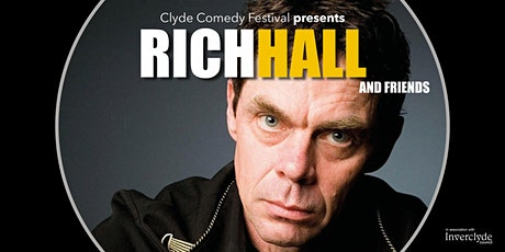 Rich Hall & Friends live at The Chartroom Marquee, Kip Marina tickets